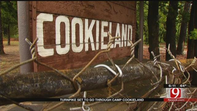 Girl Scouts: It's OK To Sell Camp Cookieland