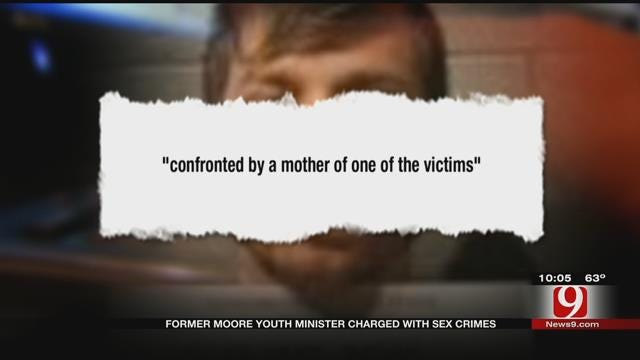Former Moore Youth Minister Charged With Child Sex Crimes
