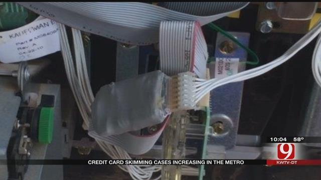 Credit Card Skimming Cases Increasing Across Metro