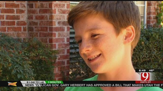 Oklahoma Boy, 10, Starts 'Creeped Out' Storm Shelter Cleaning Business