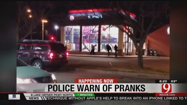 Employees At Shawnee Burger King Fall Victim To Dangerous Prank
