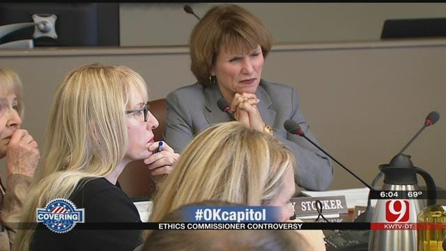 New State Ethic's Commission Executive Director Appointment Causes Controversy