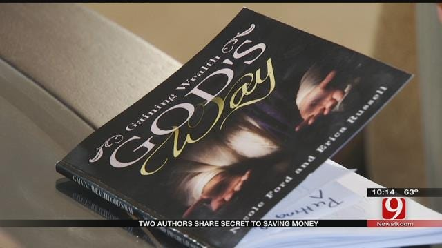 Two Oklahoma Authors Secret To 'Gaining Wealth God's Way'