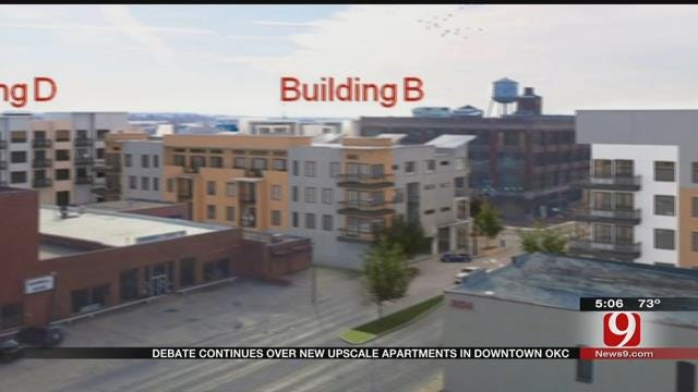New Apartments Planned For OKC's Film Row