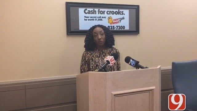 OKC Police Speak About Teacher Accused Of Sex Crimes