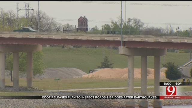 ODOT Creates New System For Earthquake Inspections