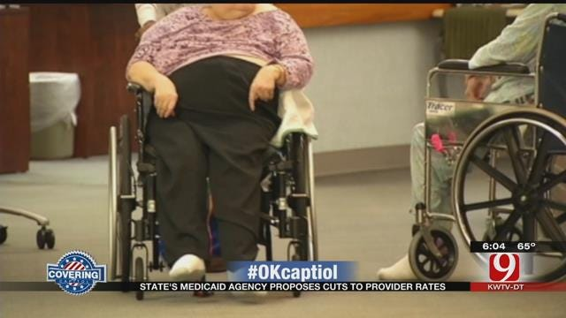 State's Medicaid Agency Proposes Cuts To Provider Rates