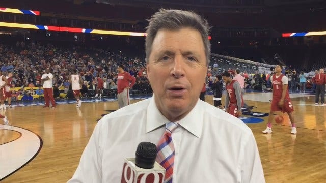 Dean Reports From OU's Open Practice On Friday