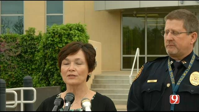 WEB EXTRA: Stillwater Police Update On Investigation At Westwood Elementary