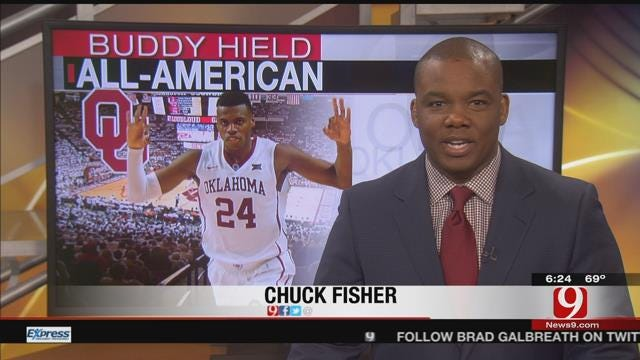 Buddy Hield Named AP All-American