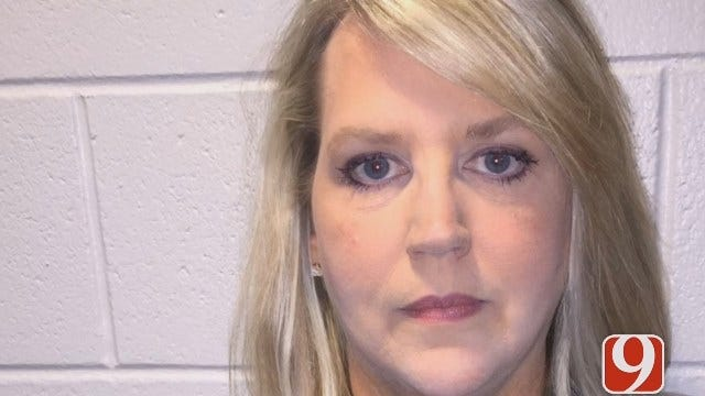 Moore Teacher Arraigned, Booked Into Cleveland County Jail