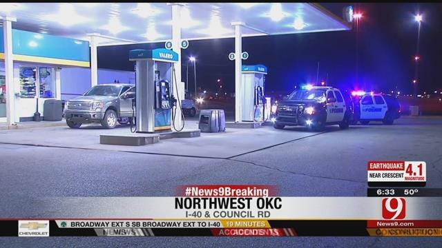 Suspect Arrested After Leading Police On Chase From El Reno To OKC