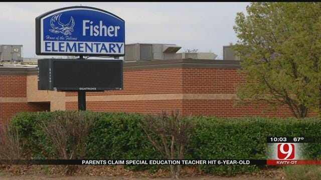 Parents Claim Special Education Teacher Hit 6-Year-Old Student