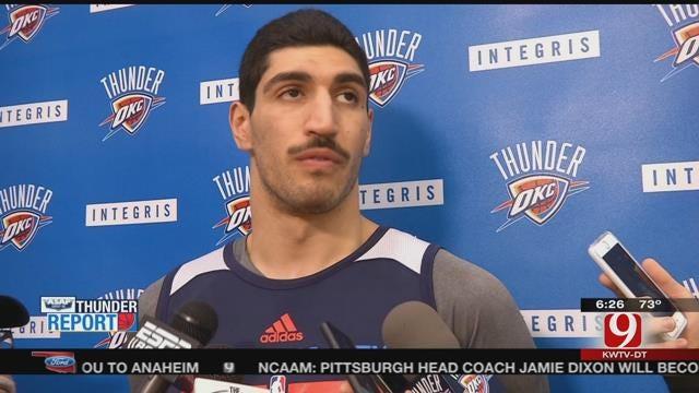 Thunder Set To Host Rockets