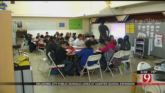 Oklahoma City Public Schools Looking At Charter School Expansion