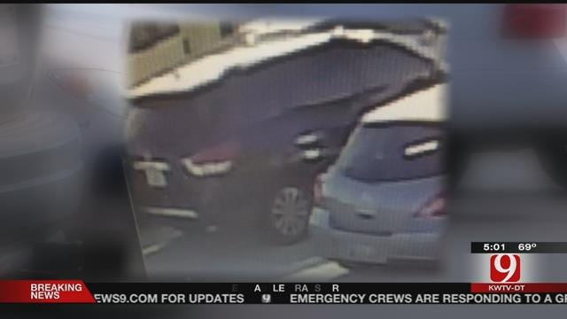 Police Identify Suspect Vehicle In Dozens Of Metro Car Burglaries