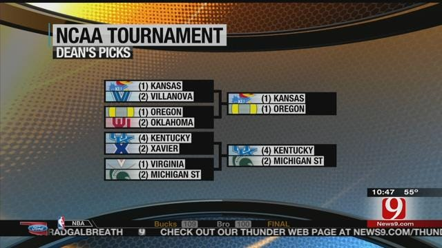 Dean & John Make Their Tourney Picks