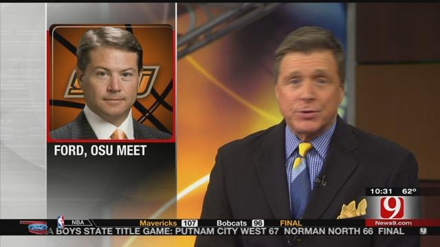 No Announcement From OSU On Travis Ford's Job Status