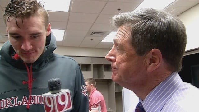 Dean Goes 1-On-1 With OU's Ryan Spangler After WVU Loss