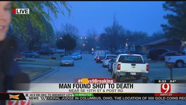 One Dead In Midwest City Shooting