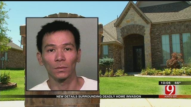 New Details Surround Deadly Home Invasion In NW OKC