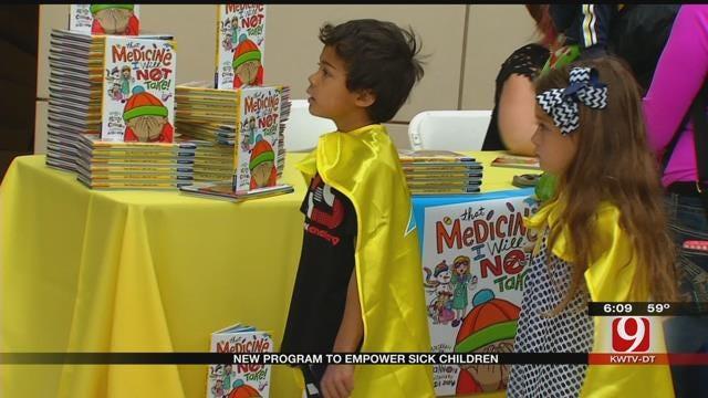 New Program Helps Empower Hospitalized Children