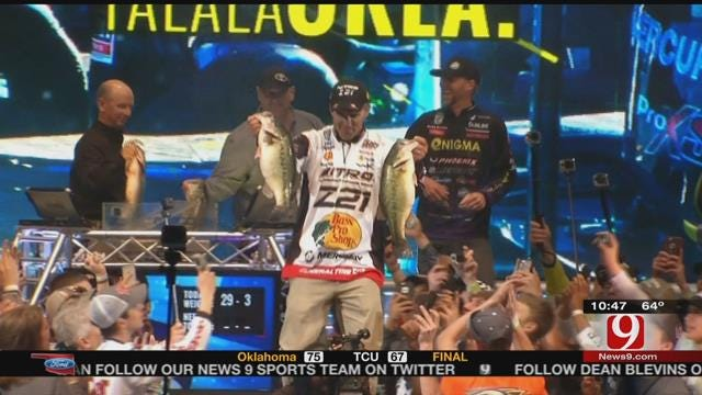 Winning Call: Bassmaster Classic In Town