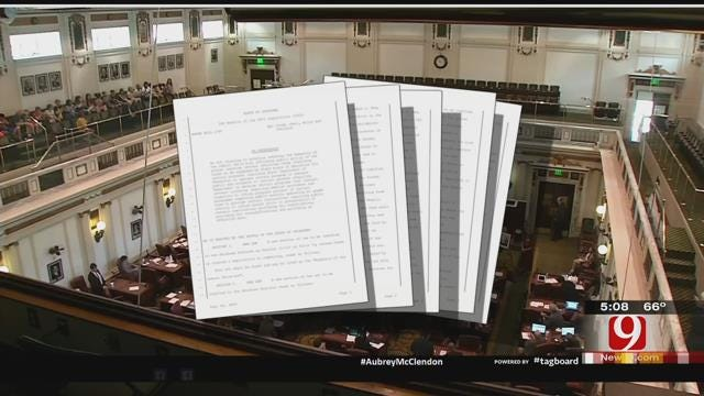 New Bill Aims To Get Anti-Abortion Lessons Into Oklahoma Classrooms