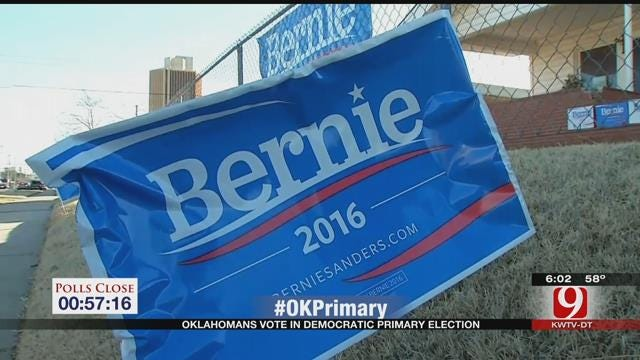 Democrat Volunteers, Candidates Make Final Push For Votes On Super Tuesday