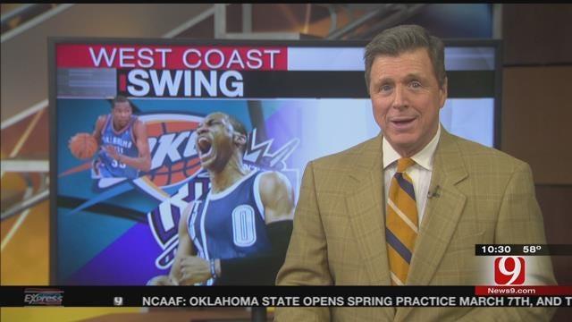 Thunder Beat Kings Behind Westbrook's Triple-Double