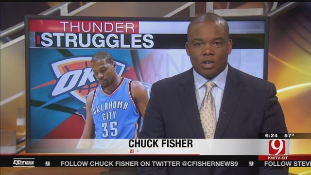 Thunder Set To Bounce Back Against Warriors After Loss To Pelicans
