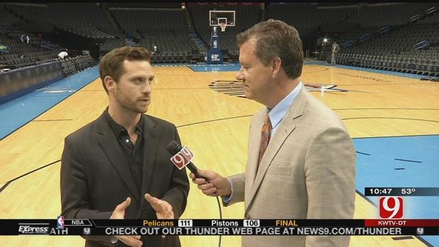 Royce Young Joins Steve To Talk About The Thunder's Blowout Loss