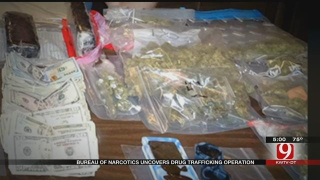 OBN Undercovers Large Drug Network In Metro Area