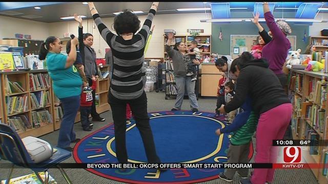 Beyond The Bell: OKCPS Offers 'Smart Start' Program