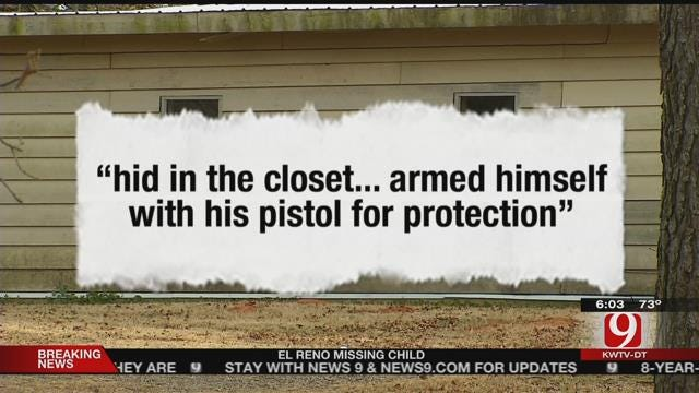 New Details Surrounding Deadly Cleveland County Home Invasion