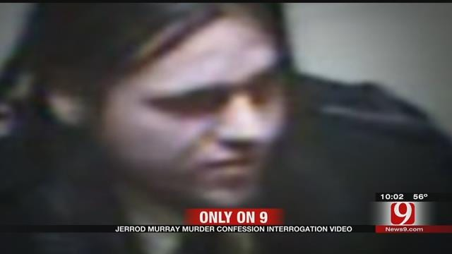 Authorities Release Jerrod Murray Murder Confession Video