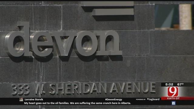 Local Economist Talks Impact Of Devon Energy Layoffs