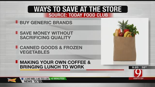 Tips On Saving Money At Grocery Store