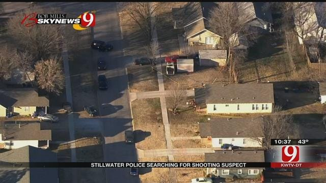 Stillwater Police Search For Shooter