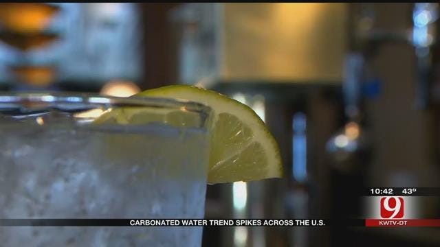 Carbonated Waters: Are They Healthy?