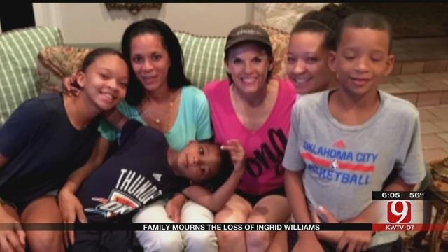 Family Mourns The Loss Of Ingrid Williams