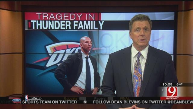 Wife Of Thunder Assistant Dies After Fatal Car Crash