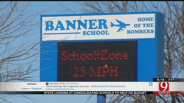 Parents Worried About School Consolidation Amid Budget Shortfall