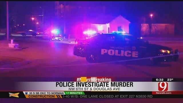 OKC Police Investigate Woman's Suspicious Death