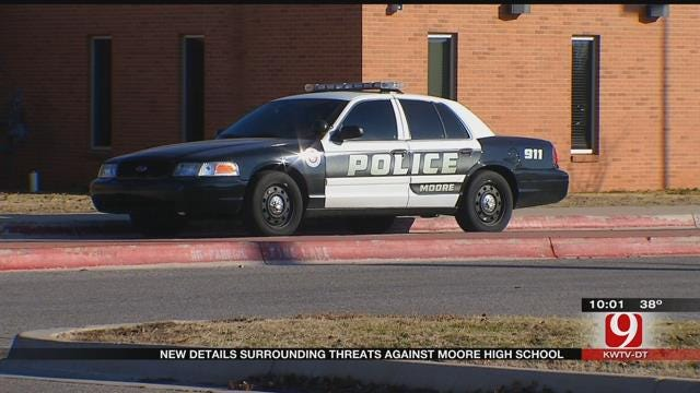 Family Says Moore Teen Accused Of Making School Threats Was Bullied