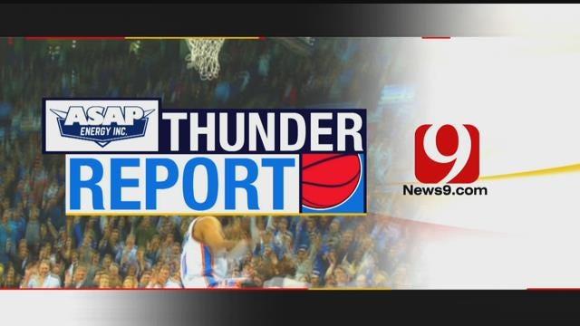 Thunder Report: Durant Nails Game-Winner To Lift OKC Past Magic