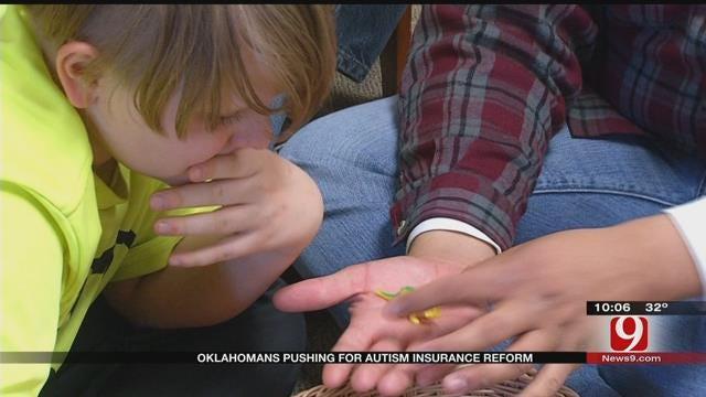 Oklahomans Pushing For Autism Insurance Reform