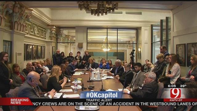 Impact of Mental Health Budget Cuts For Oklahoma