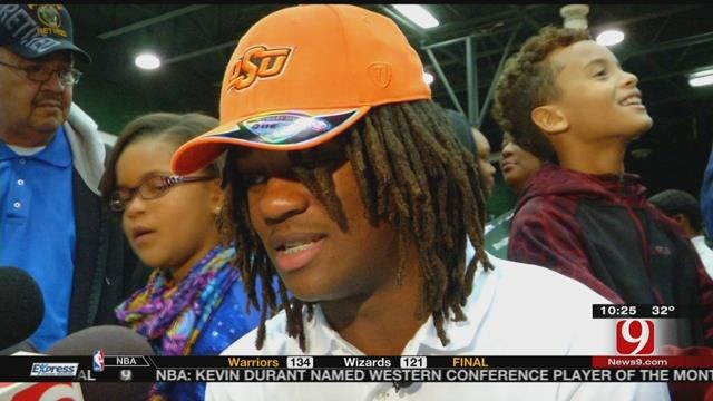 OSU Has Solid National Signing Day