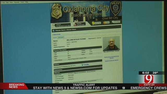 OKC Police Launch New Offender Watch List Website